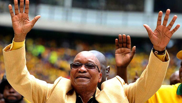 Jacob Zuma Beeld Reuters