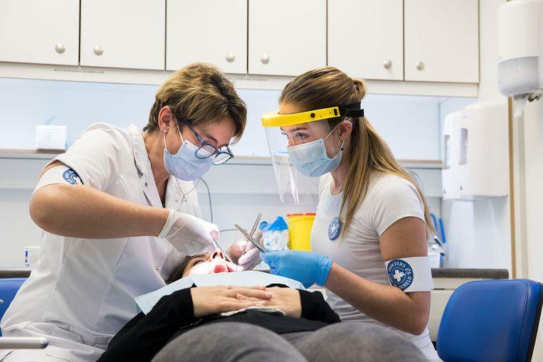 Met één tandarts per 2505 inwoners is het tekort aan tandartsen het grootst in Zeeland. Beeld Arie Kievit