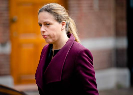 Minister Carola Schouten.