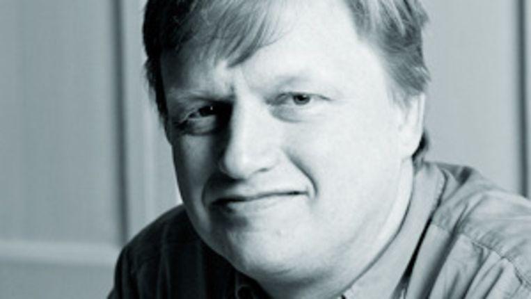 Stephen Tindale, Britse ex-baas van Greenpeace Beeld RV