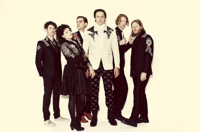 Arcade Fire Beeld Arcade Fire