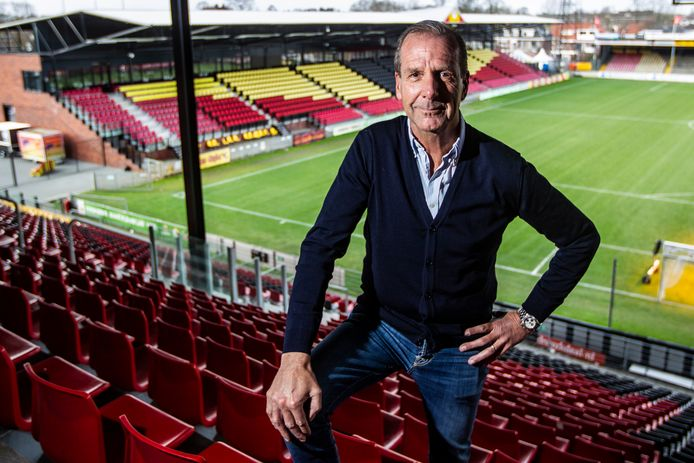 Jan Willem van DOP en GA Eagles mogen geen fans ontvangen in de Adelaarshorst.