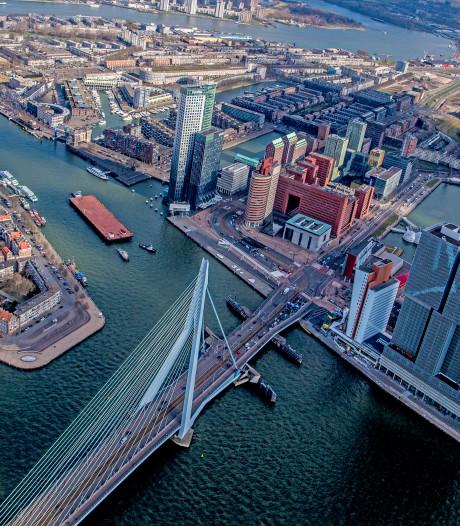 Rotterdam stijgt hard op lijst van meest innoverende steden ter wereld