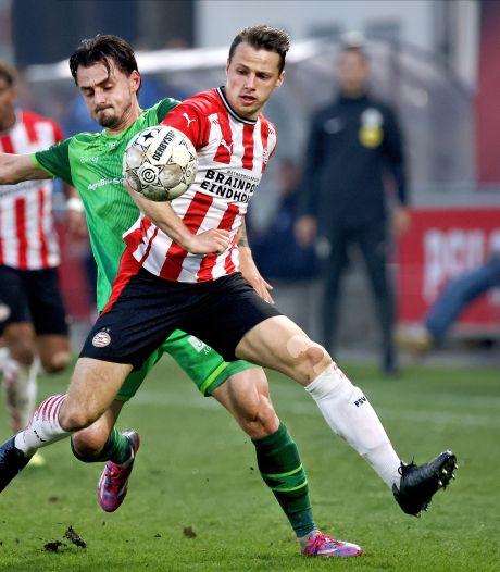 Tijn Daverveld na dertien jaar weg bij PSV: 'De transfer naar Cyprus is het beste voor mijn carrière'