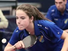 Lochems talent Emine Ernst (14) mag al naar WK tafeltennis