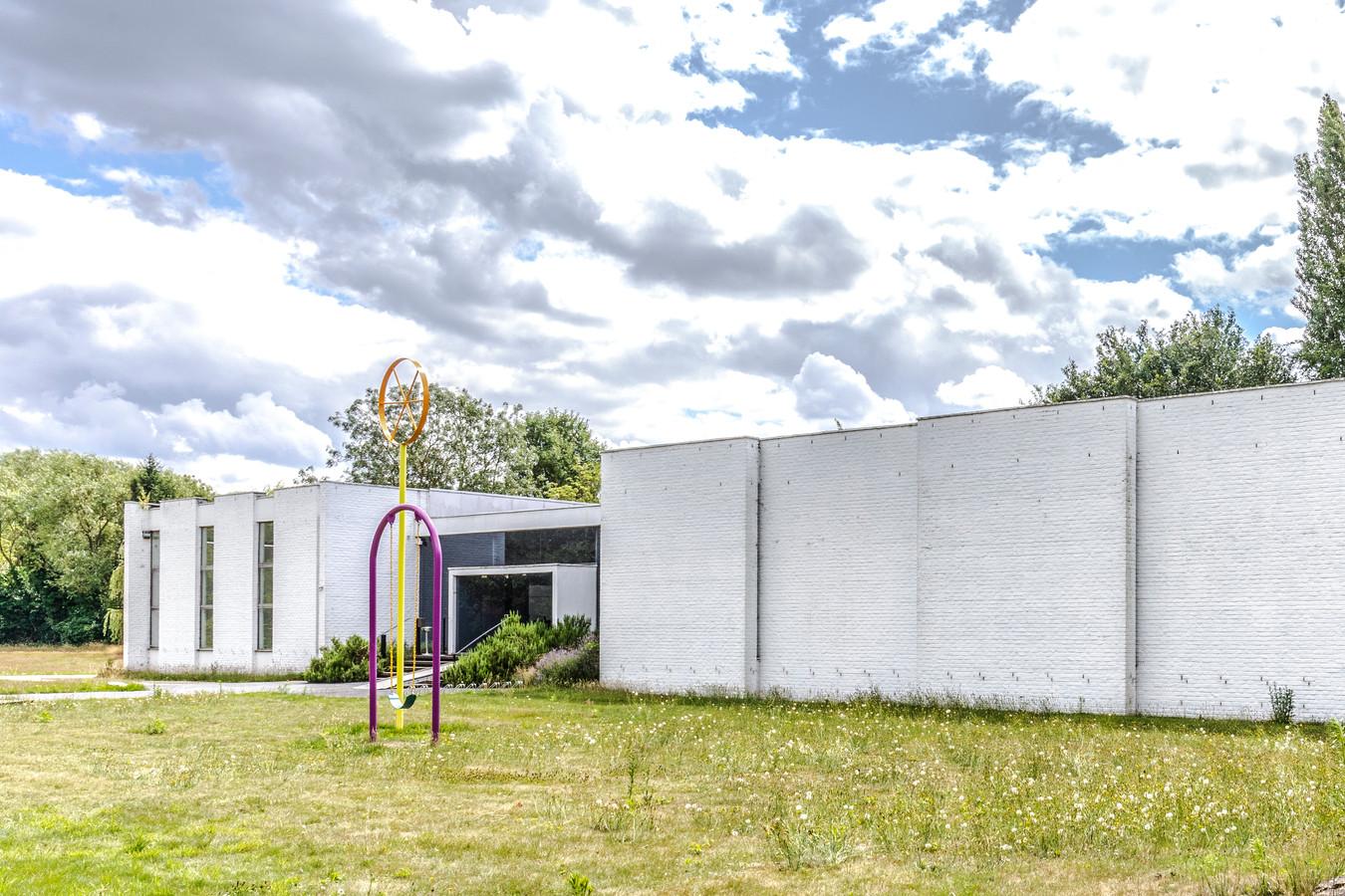 Het Museum Dhondt-Dhaenens.