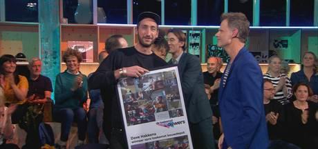 Dave Hakkens uit Helmond wint VPRO Toekomst Bouwdepot