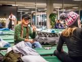 500 passagiers overnachten op Eindhoven Airport