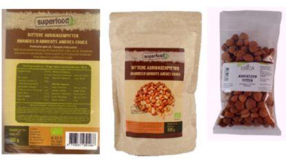 """Voedselagentschap haalt verschillende merken abrikozenpitten uit handel: """"Hoog gehalte van cyanide"""""""