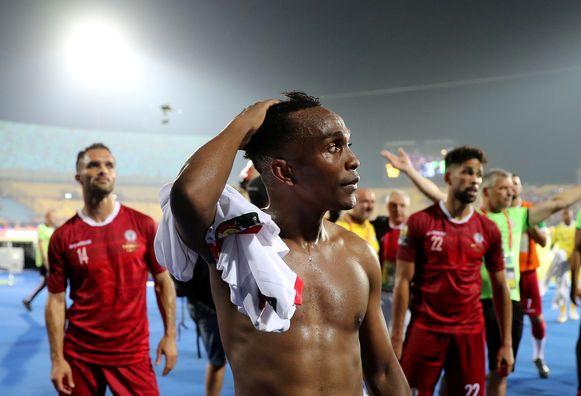 Ontgoocheling bij Madagaskar na de uitschakeling in de Africa Cup.