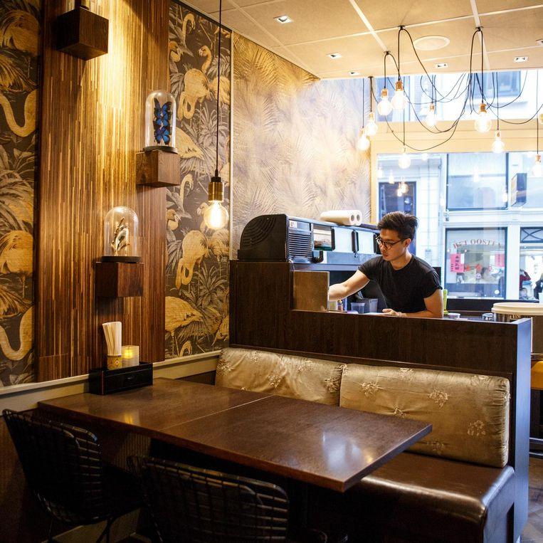 Restaurant A-Fusion, Zeedijk Beeld Carly Wollaert