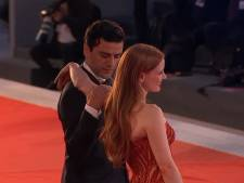 Jessica Chastain et Oscar Isaac ne sont pas en couple mais ce geste d'Oscar a troublé tout le monde à Venise
