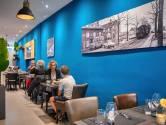 Bij restaurant La Bella Vita kijken ze ook over de grens
