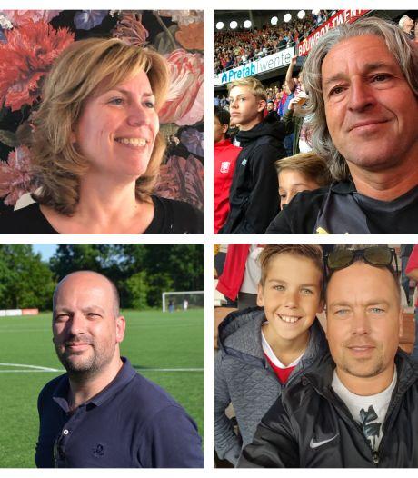 Supporters FC Twente en Heracles moeten het echte gevoel nog terugvinden: 'Net zo lang op refresh gedrukt tot ik kaartjes had'