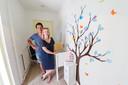 Jan en Sofie Nagelkerke hebben een vondelingenkamer om moeders in nood te helpen.