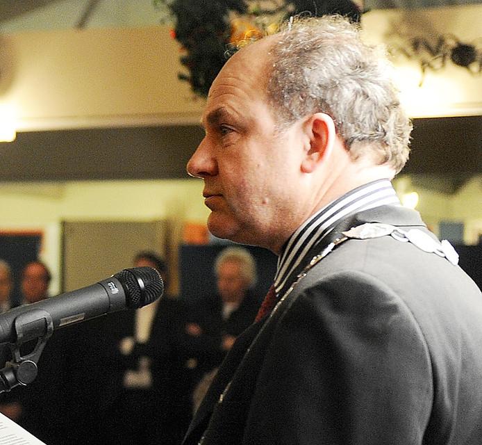 burgemeester Gert de Kok