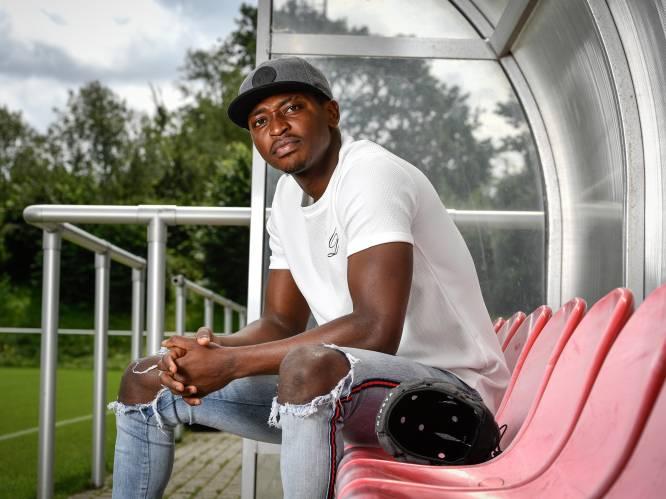 """Manaf Nurudeen, 'man van de match' tegen Club Brugge, komt boven water bij Eupen: """"Ik speelde geen komedie"""""""