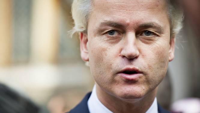 Partijgenoot Geert Wilders deelt kopstoot uit
