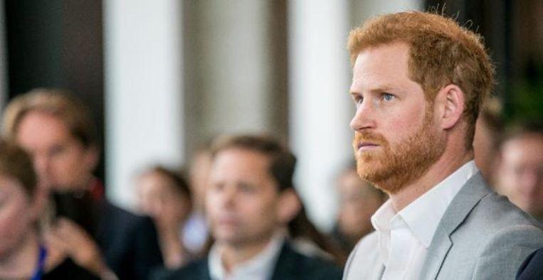 Door mentale problemen zocht Prins Harry troost in drank en drugs Beeld BrunoPress