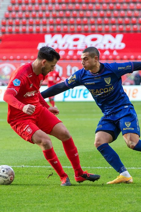 Samenvatting   FC Twente - VVV