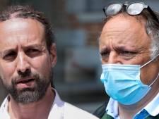Viruswaarheid-voorman Engel en Belgische topviroloog Van Ranst weer voor rechter