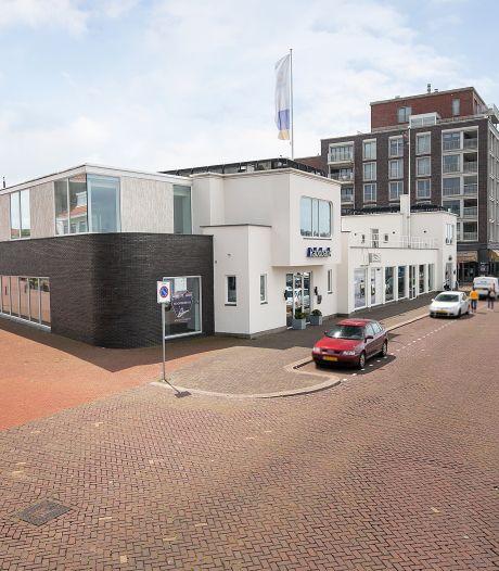 Bankgebouw in Scheveningen wordt online geveild: 'Je kan bieden vanaf 0 euro'