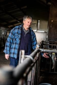 Melkveehouder Jos Vos uit Sterksel: 'Provincie: kom uit ivoren toren'