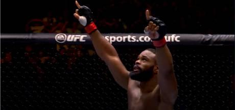UFC'er Woodley wordt multimiljonair met bokswedstrijd tegen YouTube-ster Jake Paul