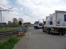 Gevaarlijke spoorwegovergang in Orthen dicht voor auto's na bloedige valpartijen