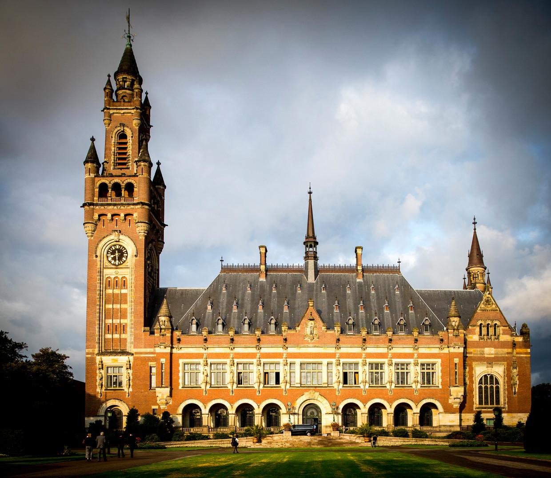 Het Vredespaleis is een van de symbolen van Den Haag als centrum van internationaal recht.