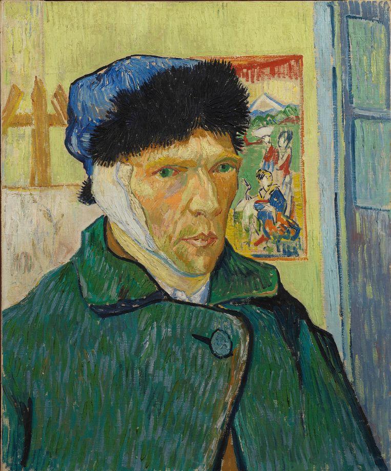Vincent van Gogh Beeld The Courtauld Gallery, Londen