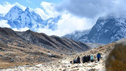 Er groeit voortaan gras rond de Mount Everest