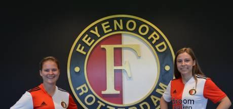 Leeuwense voetbalster Sophie Cobussen maakt rentree in eredivisie bij Feyenoord