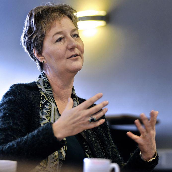 """De basisdoelstelling van een crematorium is volgens Annette van de Meene in veel opzichten hetzelfde als van een hotel : """"Het gaat om het creëren van een ervaring die uniek is."""