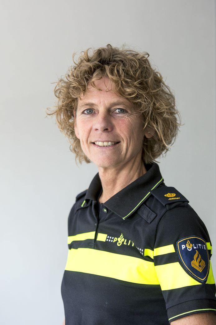 Districtschef Janny Knol vertrekt uit Twente.