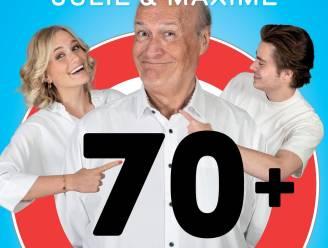 Jacques Vermeire komt zijn verjaardag vieren in De Biekorf
