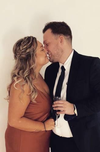 """Lothar uit 'Blind Getrouwd' over zijn verloving met Kelsey: """"We zijn nog geen jaar samen, maar als het goed zit, moet je niet wachten"""""""