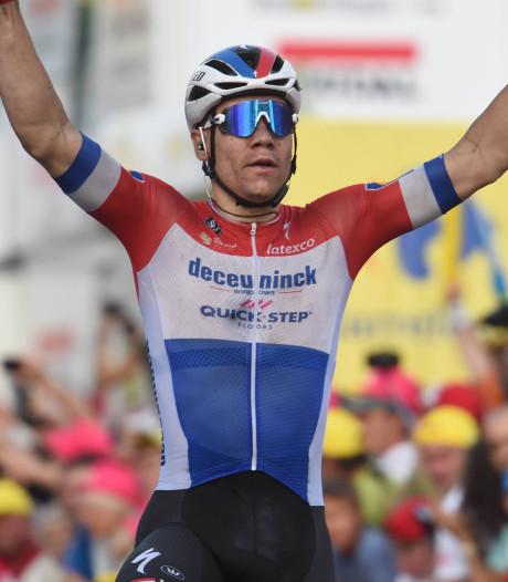 Jakobsen maakt debuut in Vuelta