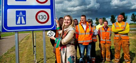 'Laat elektrische auto's op eigen rijstrook wél 130 km/uur rijden'