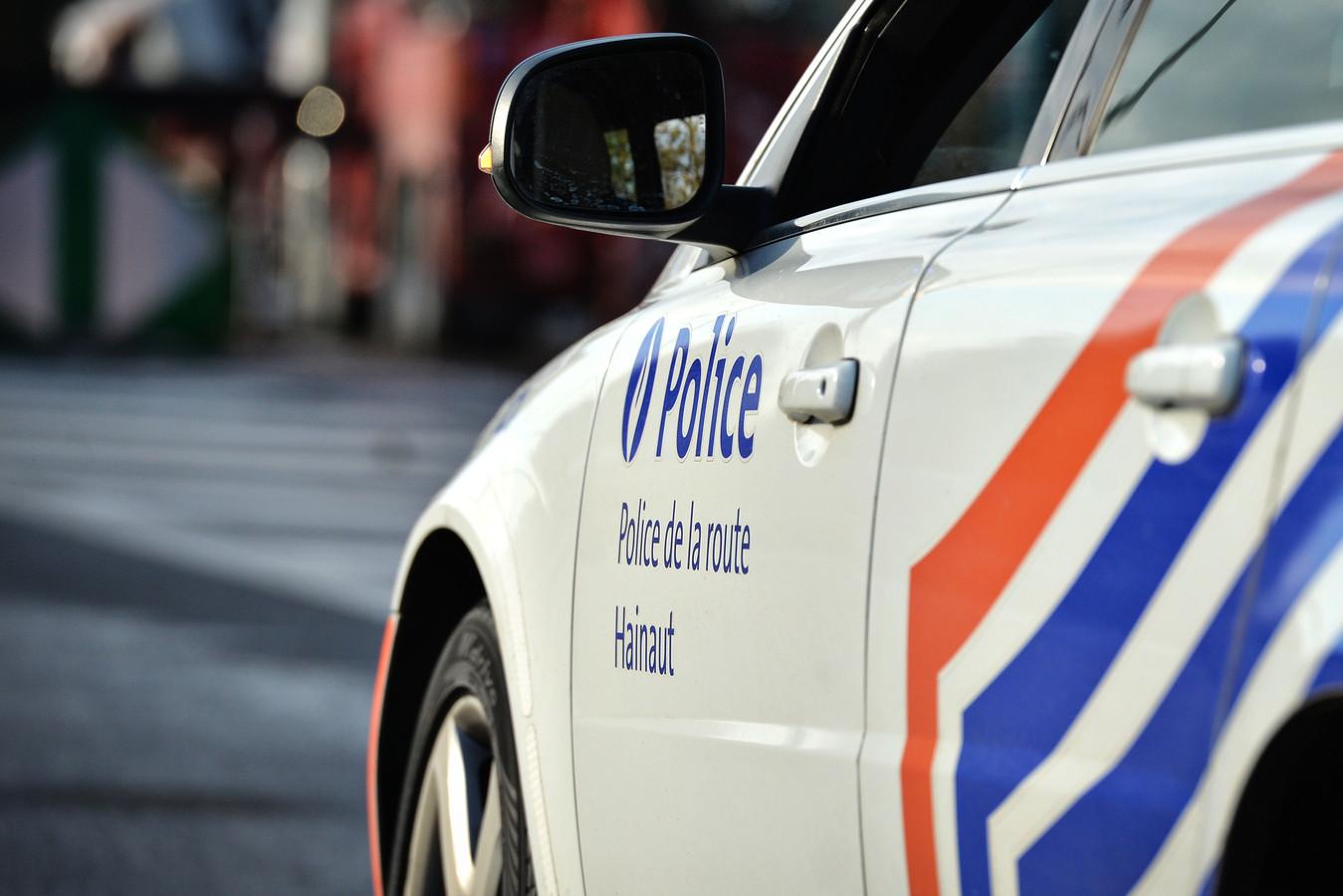 La police de la route a repéré et intercepté le véhicule signalé (image d'archive)