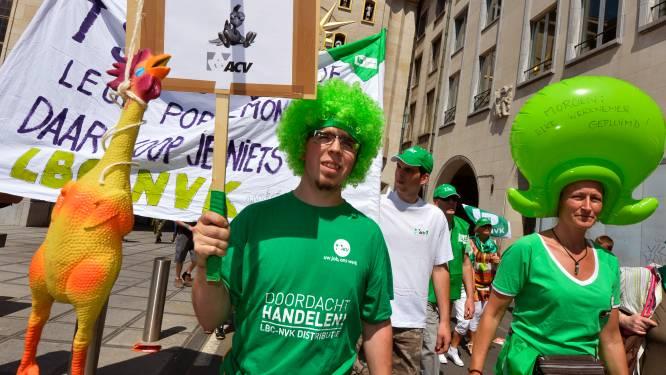 ACV past voor staking openbare sector op 22 april
