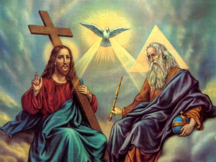 De Heilige Drie-eenheid: Vader, Zoon en Heilige Geest