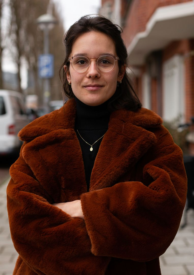 Paola Leijssen. Beeld Susanne Stange