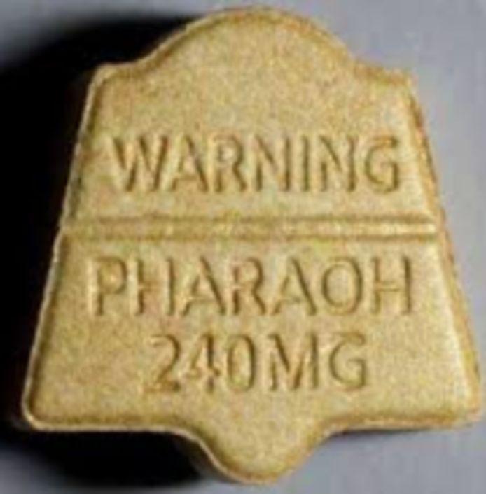 Op sommige xtc-tabletten verschijnt de laatste jaren hoeveel MDMA de gebruiker kan verwachten.