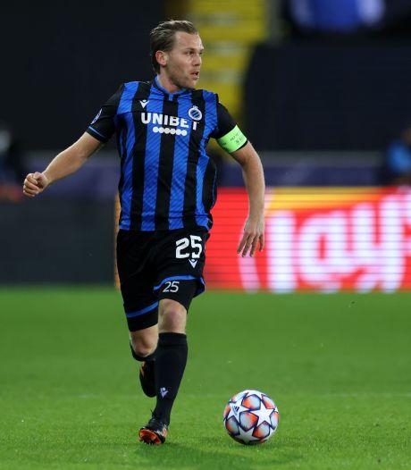 Club Brugge hoopt bij Lazio op rentree aanvoerder Vormer