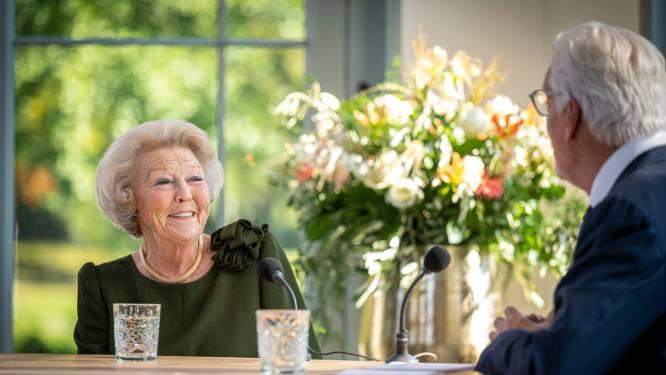 Prinses Beatrix tegen spierziektepatiënten: 'Geef niet op en wees sterk'