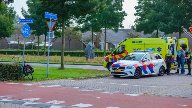 Fietser gewond na aanrijding op Holkerweg in Amersfoort