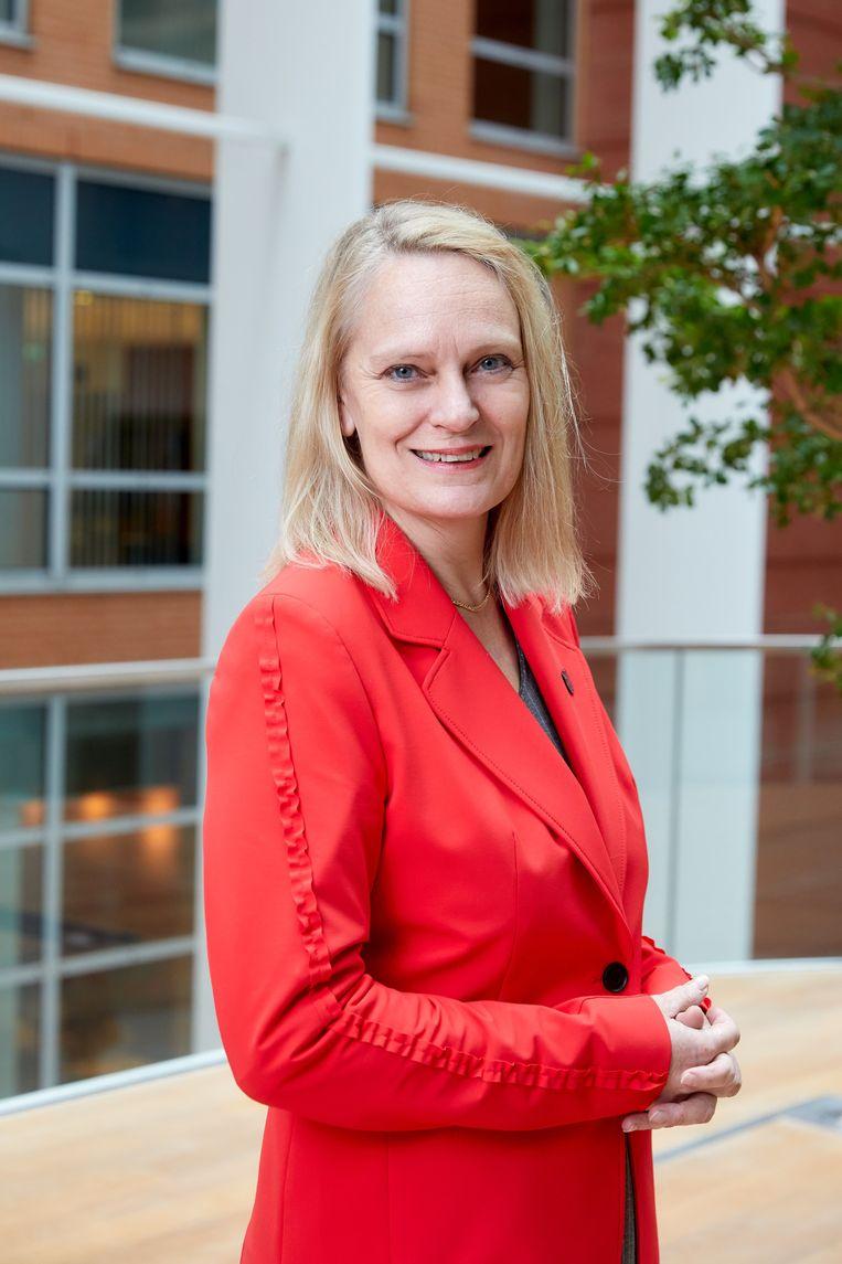 Korrie Louwes, hoofdinspecteur van de IGJ. Beeld Inspectie Gezondheidszorg en Jeugd