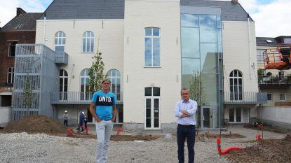 Aanleg tuin Liberale Kring van start, eind augustus eerste evenement in volledig gerenoveerd gebouw
