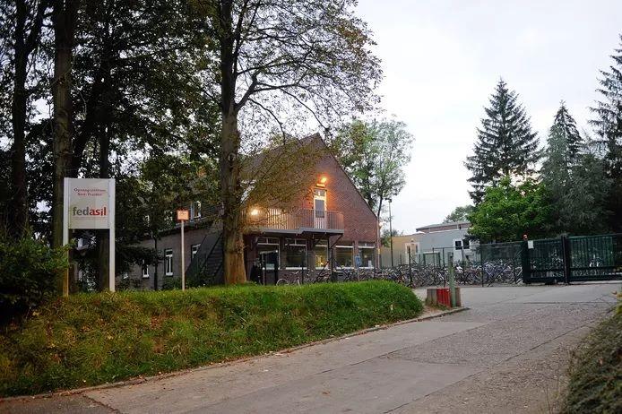 Le centre Fedasil de Bezingen à Saint-Trond.